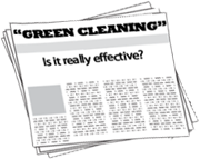green cleaning star tribune