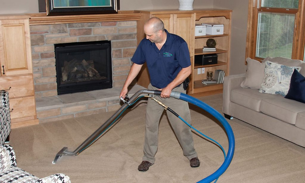 Steam carpet cleaning and extraction in minneapolis