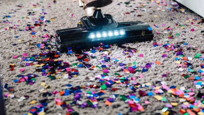 4 New Years resolutions for your carpet.