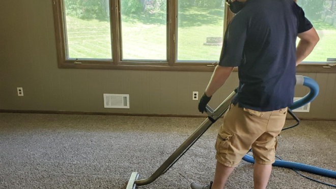 4 practical reasons to have your carpet cleaned this Fall.